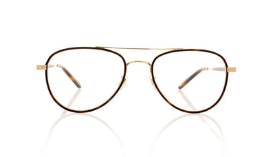 Garrett Leight Linnie 3020 RT-G Red Tortoise Glasses