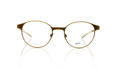 Götti Otto GLA Gold Antique Glasses at OCO