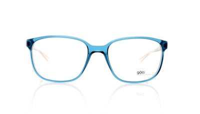 Götti SANDRO TRE Turquoise Translucent Glasses at OCO