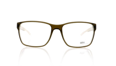 Götti Sansi GRE Olive Transparent Glasses