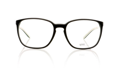 Götti Ted BLK-M Black Matte Glasses