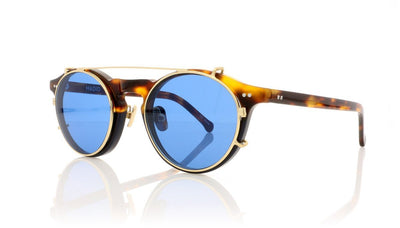 Hadid Eyewear Captain HAD08 C1 Tortoise & Navy Sunglasses