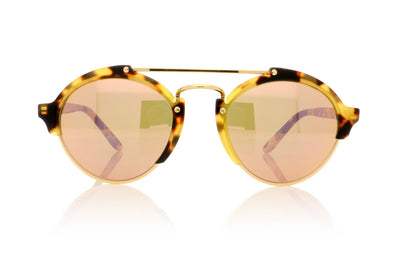 Illesteva Milan2 26 Tortoise Sunglasses at OCO