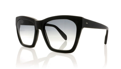 Kirk Originals Cilento MBSMF Matte Black Sunglasses at OCO