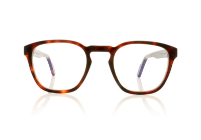 Kirk Originals Tautz Genoa E.Tautz Genoa PH Polished Havana Glasses at OCO