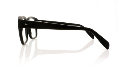 Kirk Originals Margate MB Matt Black Glasses at OCO