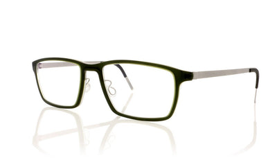 Lindberg Acetanium 1228 AF68 Matt Grey Temple 05 Glasses
