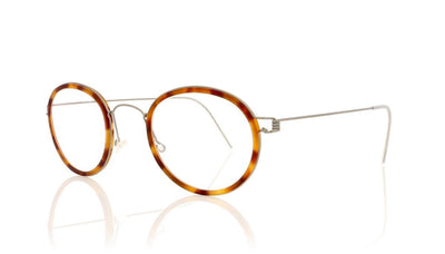 Lindberg Air titanium rim LEX K25M-10 Tortoiseshell Glasses at OCO