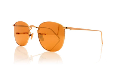 Linda Farrow LFL/479 C3 Rose Gold Sunglasses