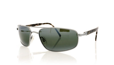 Maui Jim MJ162 02 Mj Gunmetal Sunglasses
