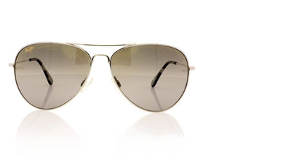Maui Jim MJ264 17 Mj Silver Sunglasses