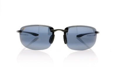 Maui Jim MJ407 02 Mj Gloss Black Sunglasses