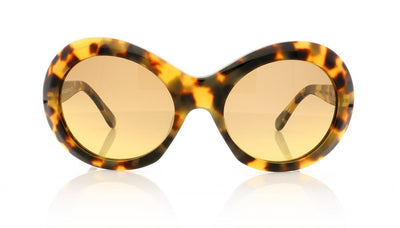 Oliver Goldsmith Audrey 15 Leopard Sunglasses