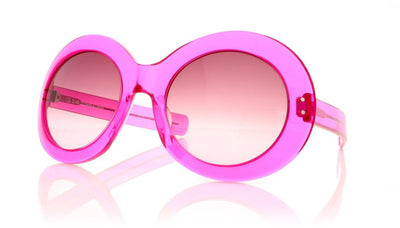 Oliver Goldsmith Koko 6 Hot Pink Press Sunglasses