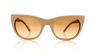 Oliver Goldsmith Lancelot 1 Matte Latte Sunglasses at OCO