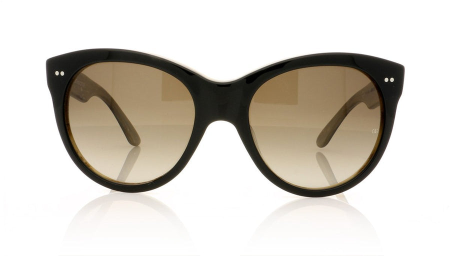 05e24d7ec35 Oliver Goldsmith Manhattan 22 Black Wood Sunglasses