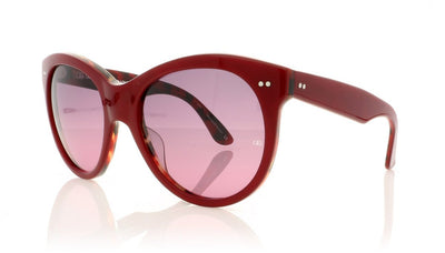 Oliver Goldsmith Manhattan 25 Red Tortoiseshell Sunglasses