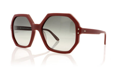 Oliver Goldsmith Yatton 5 Matte Merlot Sunglasses