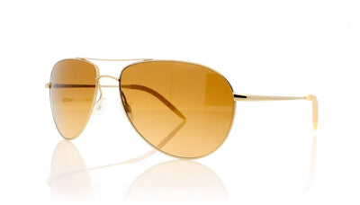 Oliver Peoples Benedict OV1002S 5036K8 Silver Sunglasses