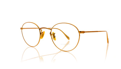 Oliver Peoples Coleridge 5145 Gold Glasses at OCO