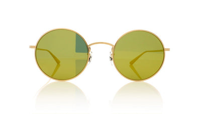 Oliver Peoples After Midnight 0OV1197ST 5252W4 Brushed Gold Sunglasses at OCO