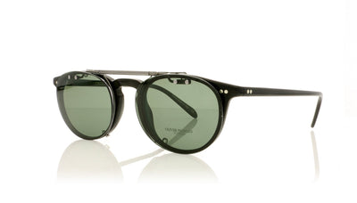 Oliver Peoples Riley R 0OV5004C 5071 Gunmetal Clip