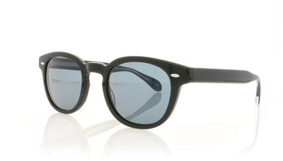 Oliver Peoples Sheldrake OV5036S 1005/R8 Black Sunglasses at OCO