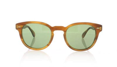 Oliver Peoples Sheldrake OV5036S 1122/52 Matte Syc Sunglasses