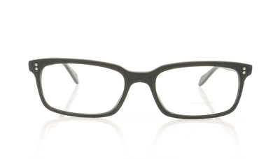 Oliver Peoples Denison OV5102 1031 Matte Black Glasses at OCO