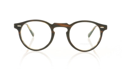 Oliver Peoples Gregory Peck OV5186 1003 Coco Bolo Glasses at OCO