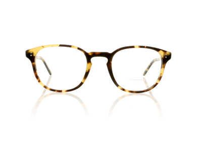 Oliver Peoples Fairmont OV5219 1550 Hickory Tortoise Glasses at OCO