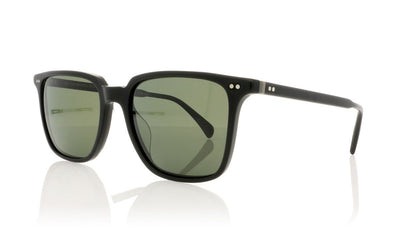 Oliver Peoples Opll Sunglasses OV5316SU 1465P1 Semi Matte Black Sunglasses