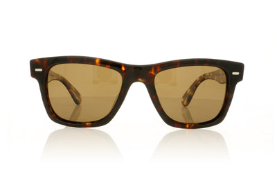 Oliver Peoples Oliver OV5393SU 165457 Dark Havana Sunglasses