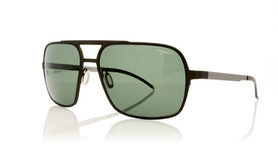 Ørgreen Clint 560 Sandblasted olive brown Sunglasses at OCO