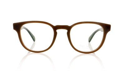 Paul Smith Kendon PM8210 1395 Matte Burnt Clay Glasses