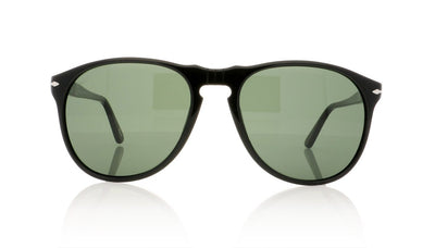 Persol 0PO9649S 95/31 Black Sunglasses