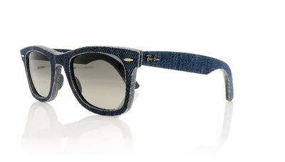 Ray-Ban Wayfarer RB2140 116371 Jeans Sunglasses