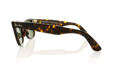 Ray-Ban Wayfarer RB2140 902 Tortoise Sunglasses at OCO