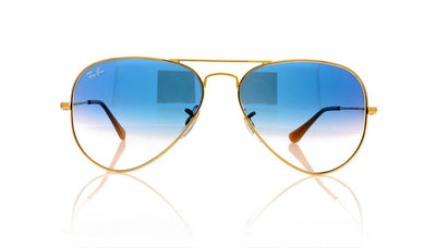 Ray-Ban Aviator Large Metal 001/3F Gold Sunglasses
