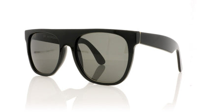 RETROSUPERFUTURE Flat Top 036 Black Sunglasses at OCO