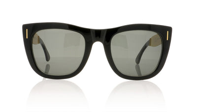 RETROSUPERFUTURE Gals Francis 5WN Black Sunglasses