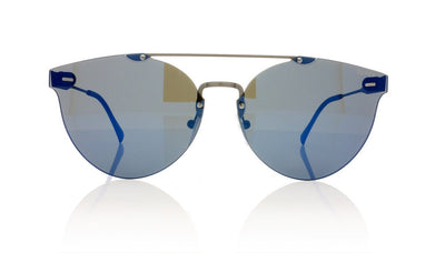 RETROSUPERFUTURE Tuttolente Giaguaro GBQ Blue Sunglasses
