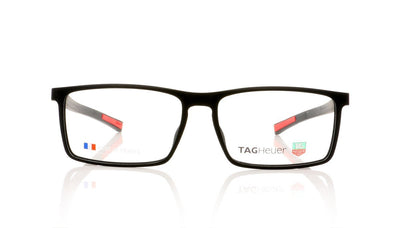 Tag Heuer TH 0516 001 Matte Black Glasses