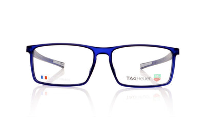 Tag Heuer TH 0516 008 Matte Blue Glasses