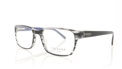 Ted Baker Principle TB8097 906 Grey Horn Glasses