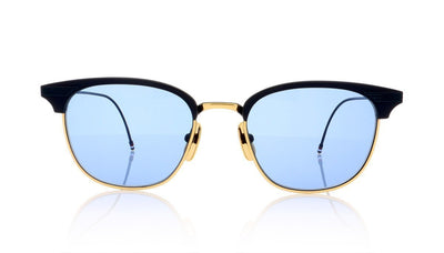 Thom Browne TB-104 C Matte Navy Sunglasses
