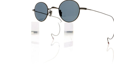 Thom Browne TB-902 C-BLK-LTD Black Iron W Sunglasses