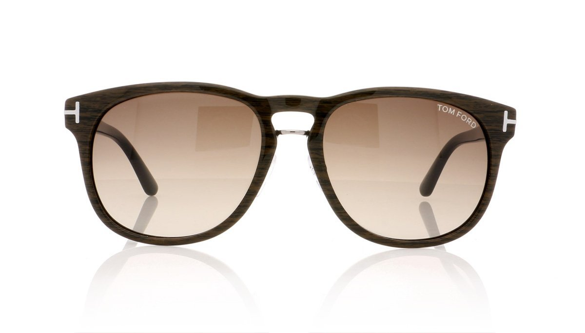 095759d63e8 Tom Ford Franklin TF346 05K Blck Sunglasses