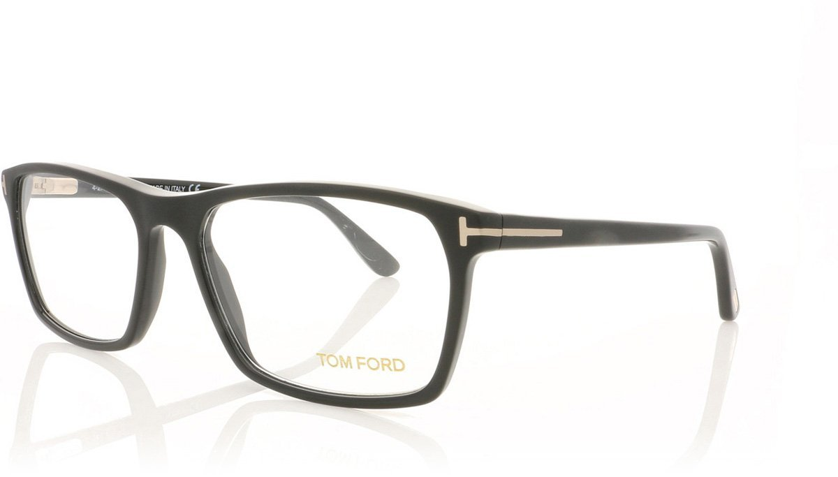 ff64e0928e Tom Ford TF5295 002 Matte Black Glasses