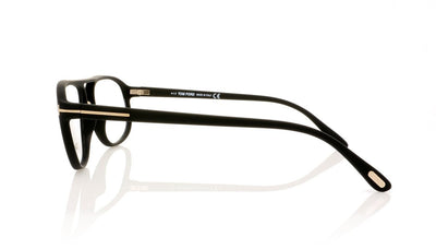 Tom Ford TF5296 002 Matte Black Glasses